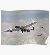 RAF Lancaster - Conclusion Poster