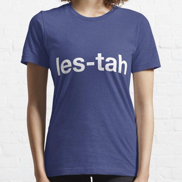 LES-TAH Essential T-Shirt