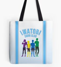 Iwatobi Swim Club - Characters ver 1 Tote Bag