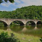 Cumberland Stone Bridge by Don Rankin