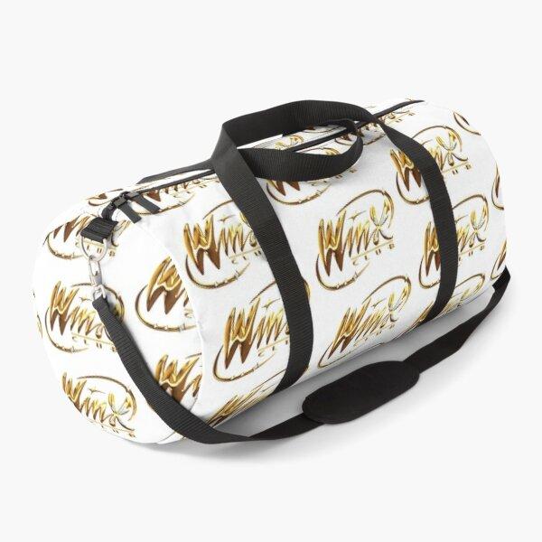 Winx Club Glossy Golden Duffle Bag