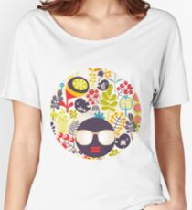 Beautiful nature Women's Relaxed Fit T-Shirt