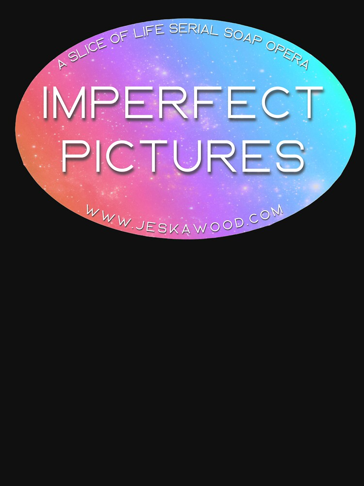 Imperfect Pictures Stardust Logo by JeskaWood