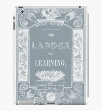 Vintage Ladder to Learning iPad Case/Skin