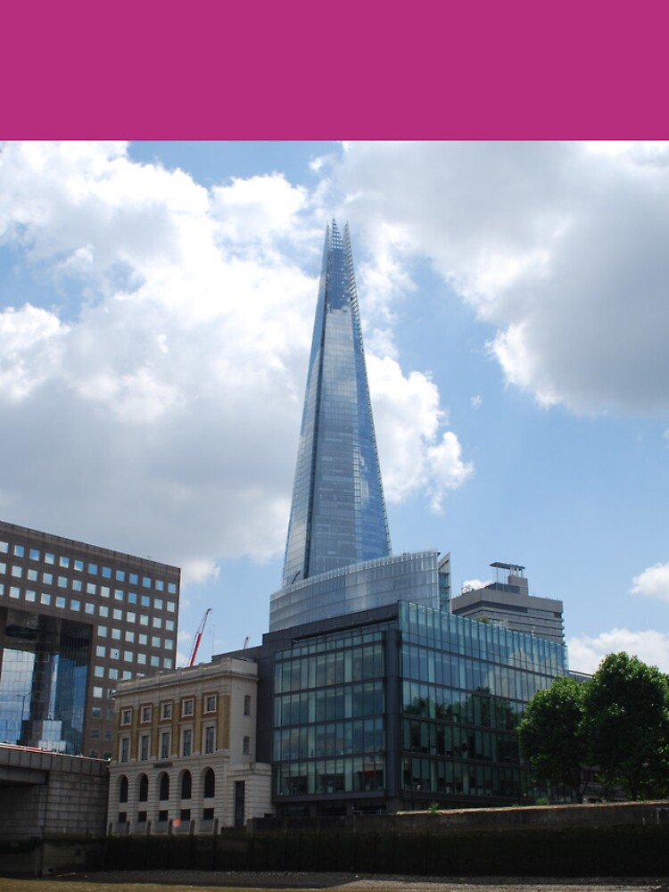 The Shard in London by santoshputhran
