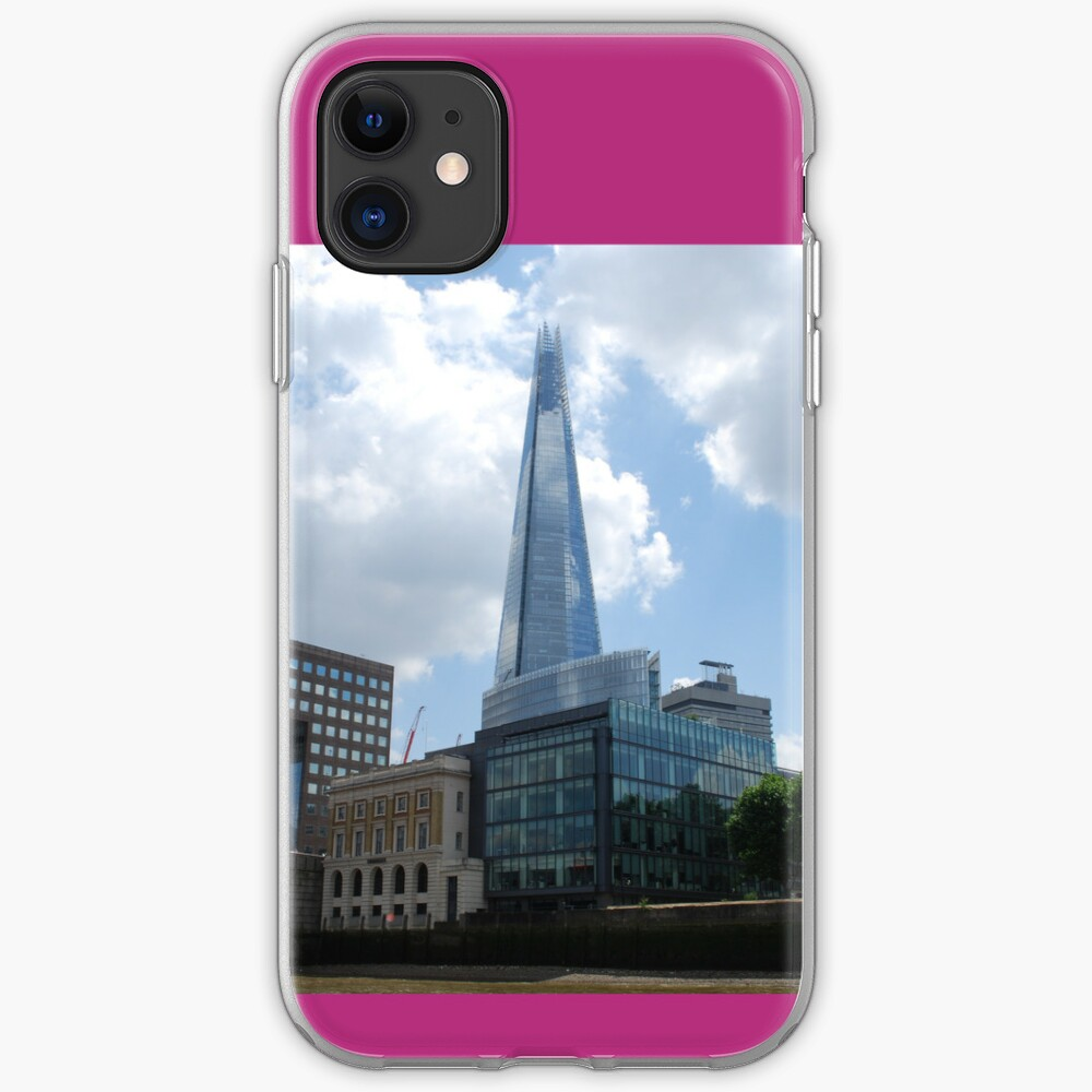 The Shard in London iPhone Case & Cover