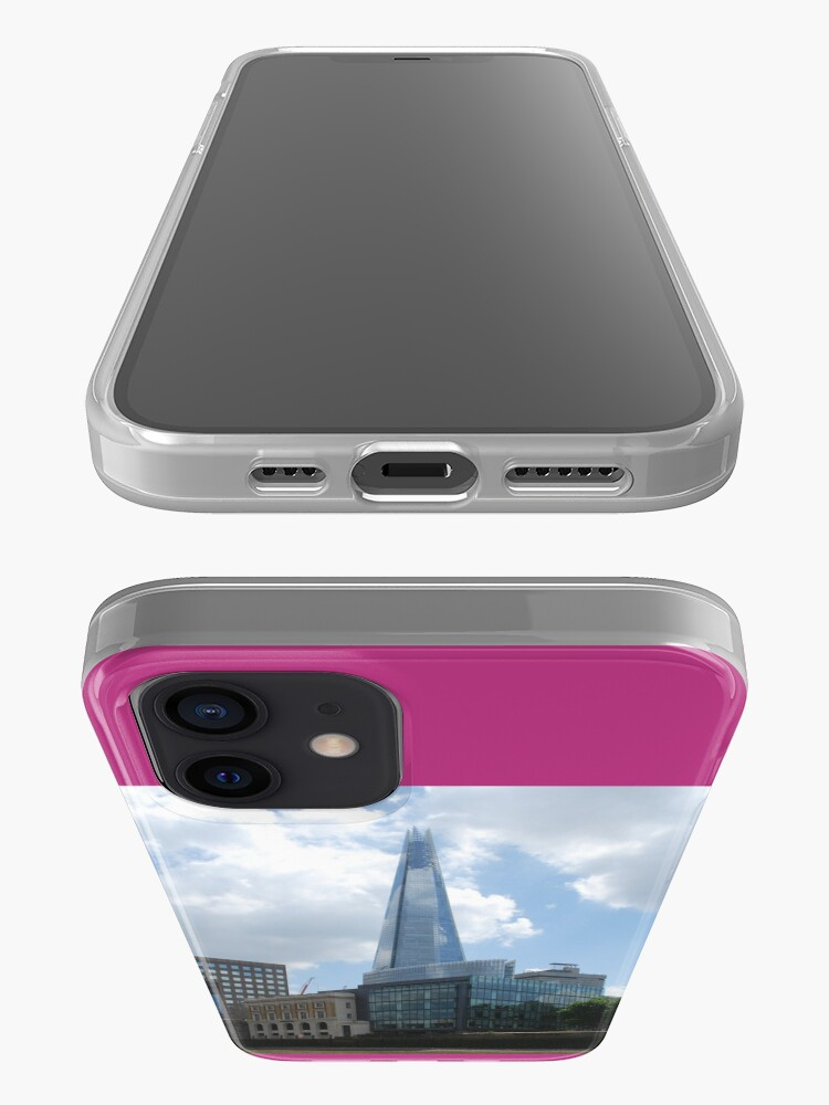 Alternate view of The Shard in London iPhone Case & Cover