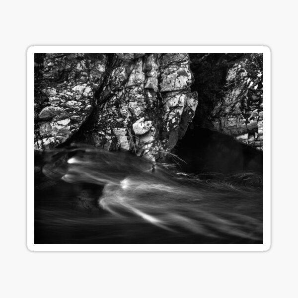 River Findhorn at Dulsie Sticker
