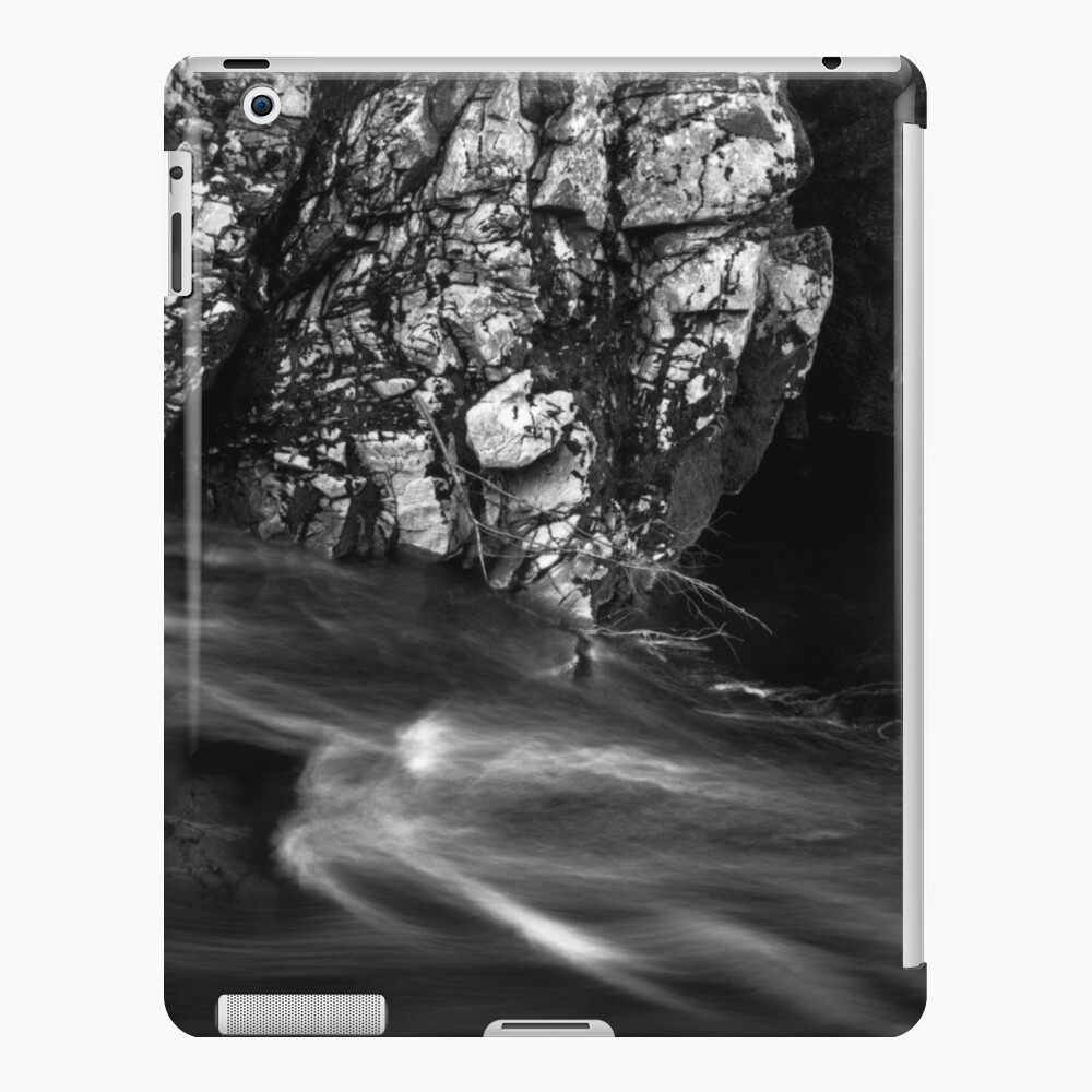River Findhorn at Dulsie iPad Case & Skin