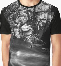 River Findhorn at Dulsie Graphic T-Shirt