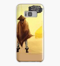 Distressed Vampire Noises Samsung Galaxy Case/Skin