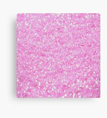 Breast Cancer Pink Canvas Print