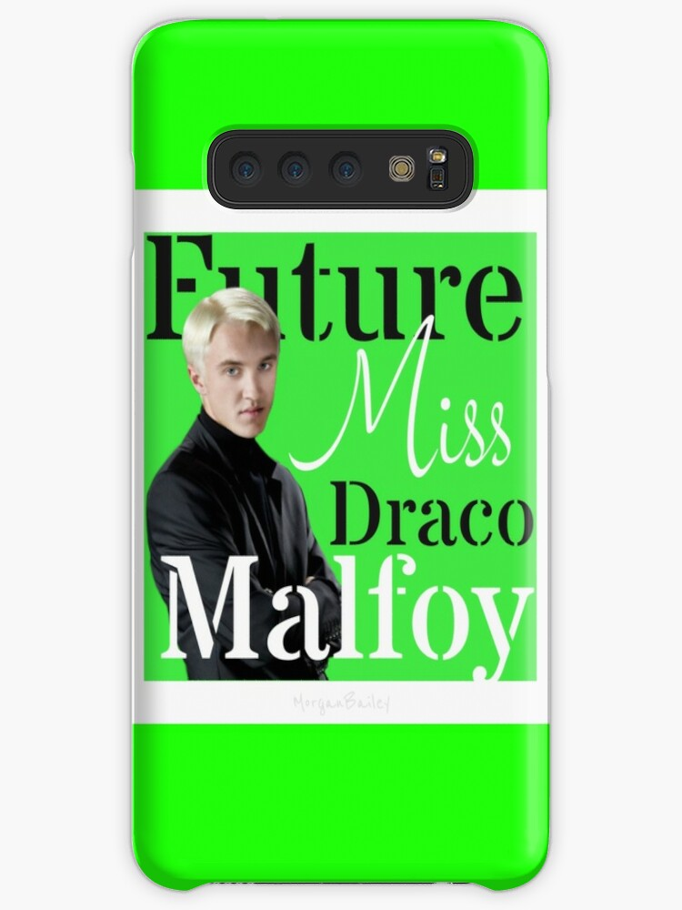 'Future Miss Draco Malfoy' Case/Skin for Samsung Galaxy by MorganBailey