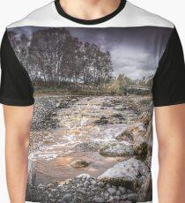 Storm threatening Graphic T-Shirt