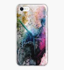Chaos Drawing no. 5 iPhone Case/Skin