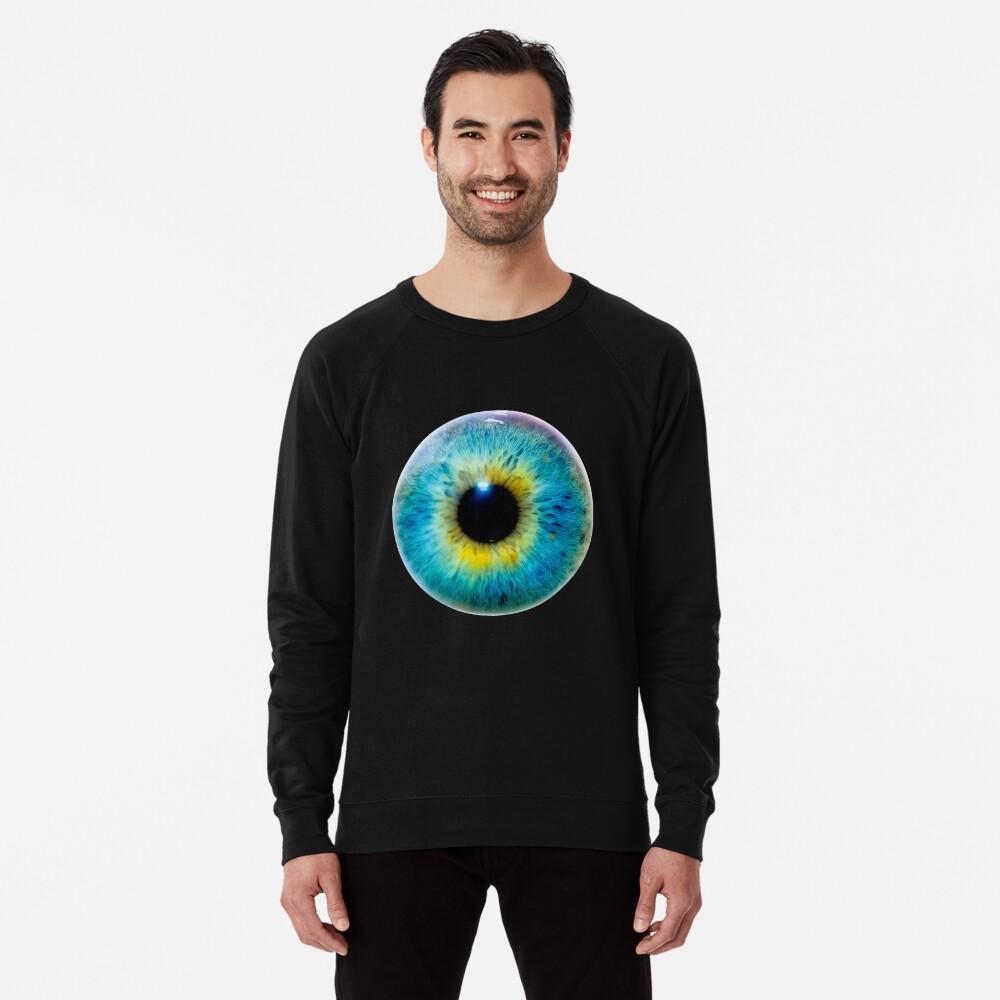 Planet Eye Lightweight Sweatshirt