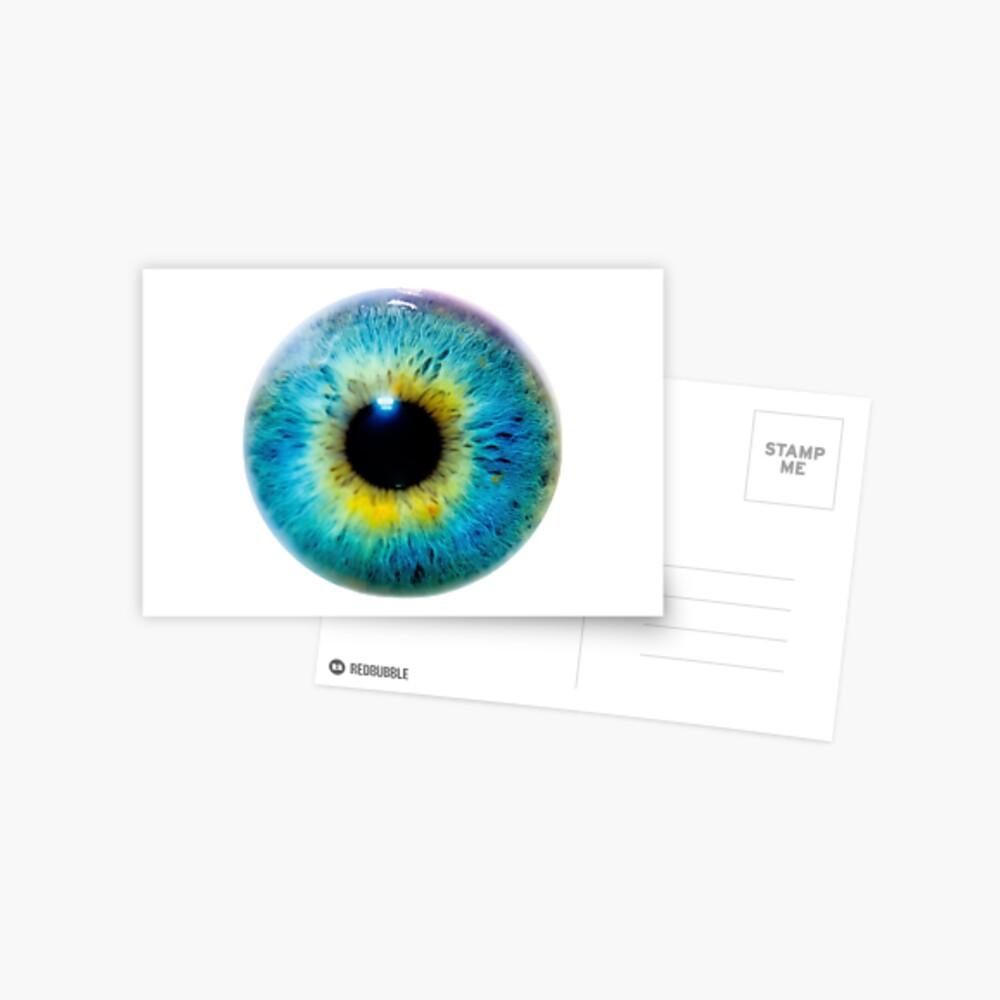 Planet Eye Postcard