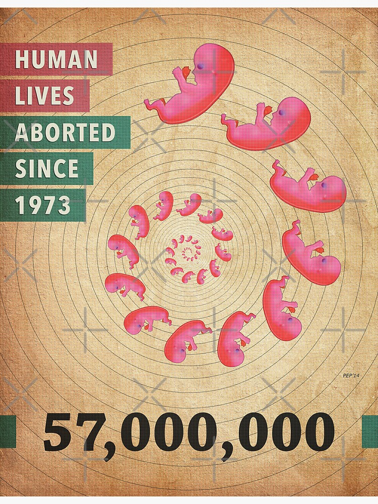 Fifty Seven Million Abortions by morningdance