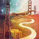 From Blackpool to California by Adam Howie