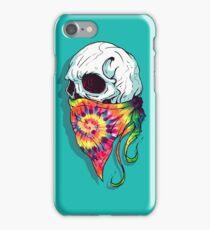 Skull Hipster iPhone Case/Skin