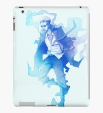 Ghost Constantine iPad Case/Skin