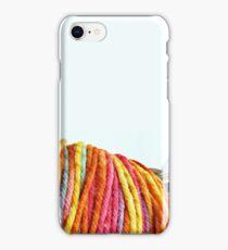 Yarn Rainbow iPhone Case/Skin