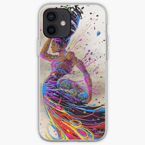 A Splash of Quintessence iPhone Soft Case