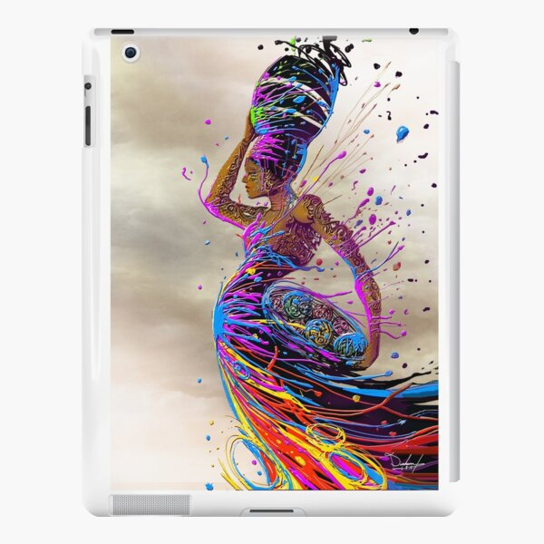 A Splash of Quintessence iPad Snap Case