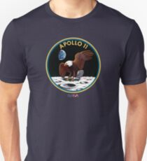 APOLLO 11 - ARMSTRONG-ALDRIN-COLLINS T-Shirt