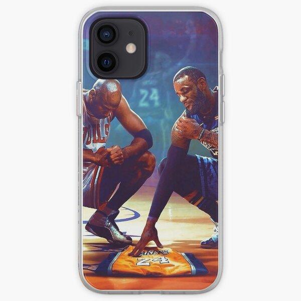 Honorer le camarade - James Jordan Bryant Coque souple iPhone