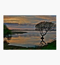 Kenfig National Nature Reserve Photographic Print