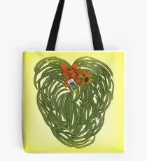 Beans and Blooms Tote Bag