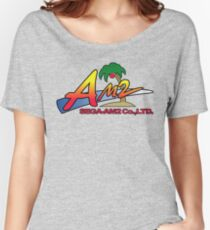 SEGA AM2 JAPAN Women's Relaxed Fit T-Shirt