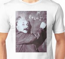 The relativity of Ice and Fire Unisex T-Shirt