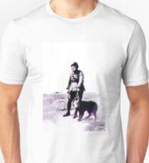 Dreamy Purple Soldier Unisex T-Shirt