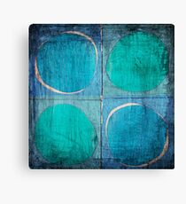 containing joy = the after effects Canvas Print