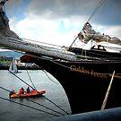 lagan boats by Kevin McLaughlin