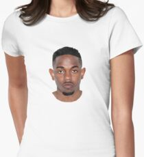 Kendrick Lamar Women's Fitted T-Shirt