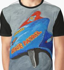 Space Patrol  Graphic T-Shirt