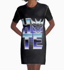 HATECONS Graphic T-Shirt Dress