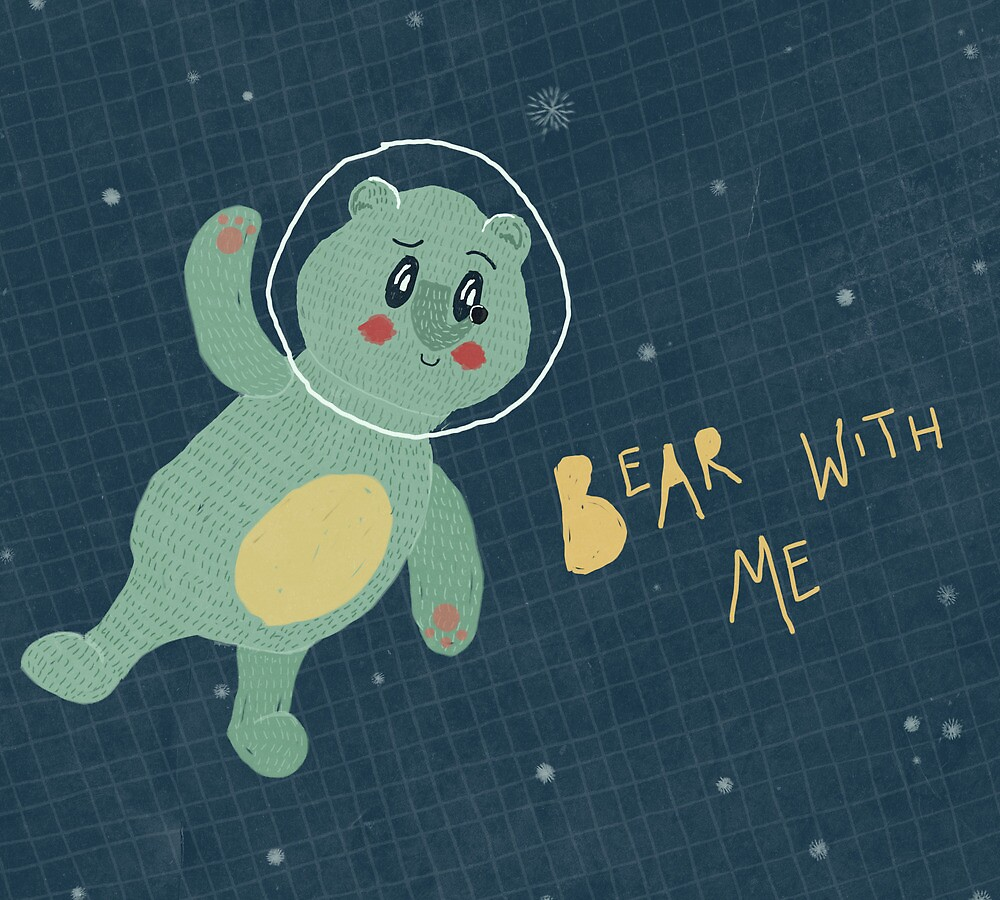 bear with me by Tess Smith-Roberts