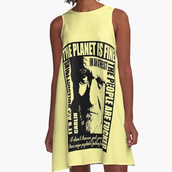 Carlin A-Line Dress