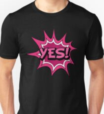 T-shirt Yes T-Shirt