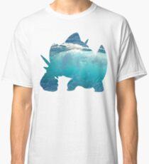 Mega Swampert used Hydro Pump Classic T-Shirt