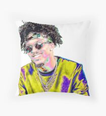August Alsina Throw Pillow