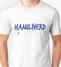Hamilnerd Constellation Unisex T-Shirt