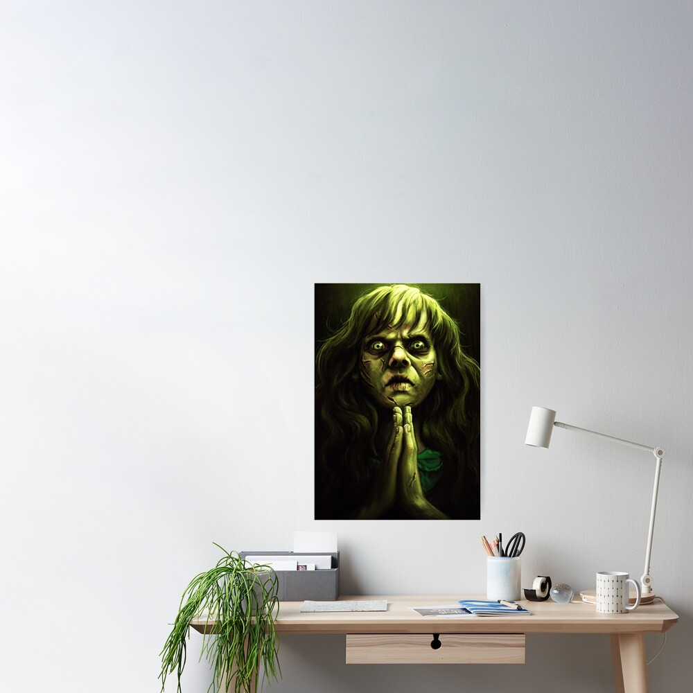 Ein ausgezeichneter Tag für einen Exorzismus. Poster