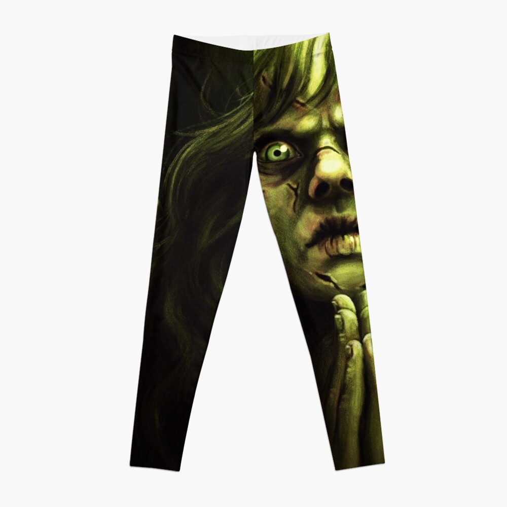 An excellent day for an Exorcism. Leggings
