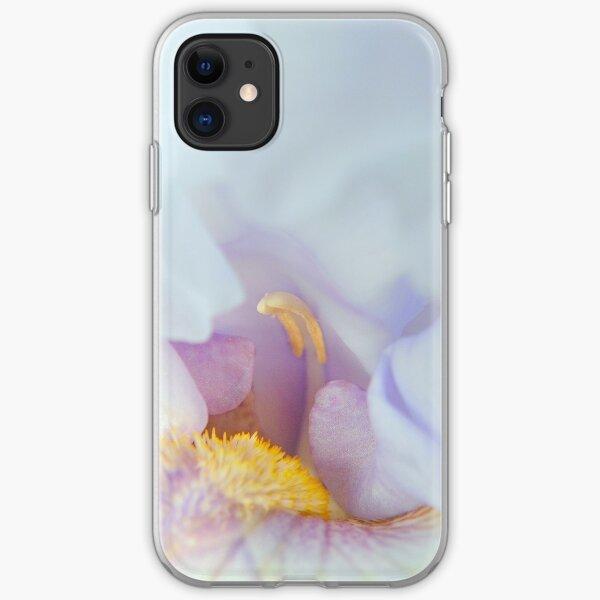 Iris Stamens iPhone Soft Case