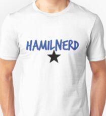 Hamilnerd Star Unisex T-Shirt